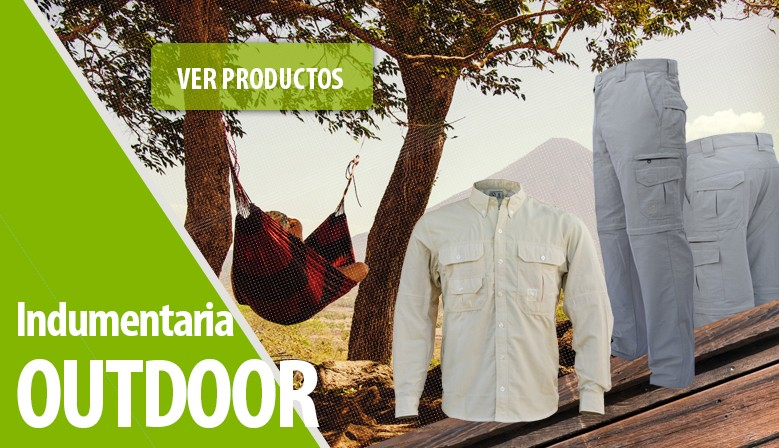 Indumentaria outdoor